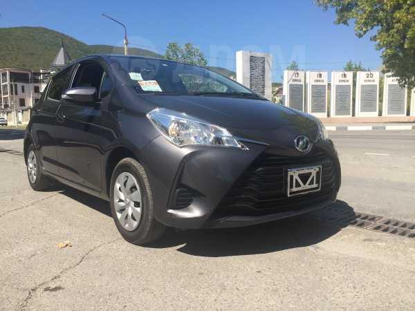 Toyota Vitz, 2017 год, 665 000 руб.