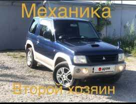 Хабаровск Pajero Mini 2001