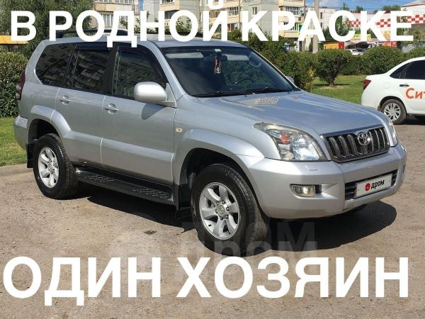 Toyota Land Cruiser Prado, 2008 год, 1 580 000 руб.