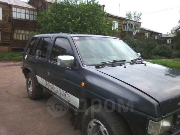 Nissan Terrano, 1993 год, 210 000 руб.