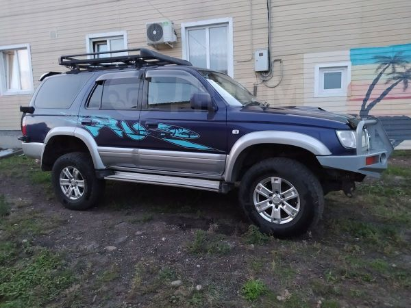 Toyota Hilux Surf, 1999 год, 620 000 руб.