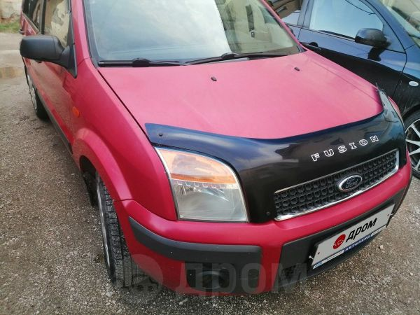 Ford Fusion, 2008 год, 171 000 руб.