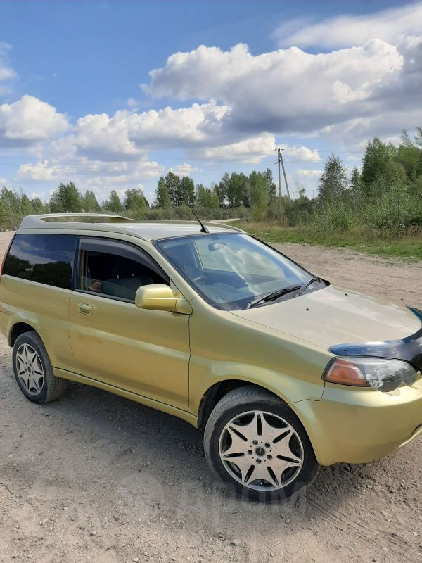 Honda HR-V, 1998 год, 245 000 руб.