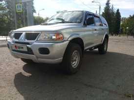 Омск Pajero Sport 2007