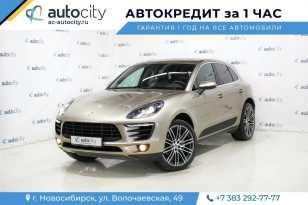 Новосибирск Porsche Macan 2015