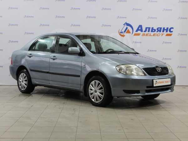 Toyota Corolla Verso, 2004 год, 252 000 руб.