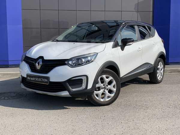 Renault Kaptur, 2016 год, 849 000 руб.