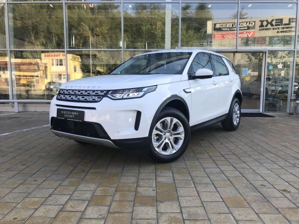 Land Rover Discovery Sport, 2020 год, 3 695 000 руб.