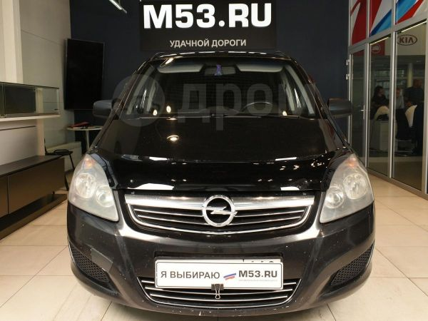 Opel Zafira, 2012 год, 472 000 руб.