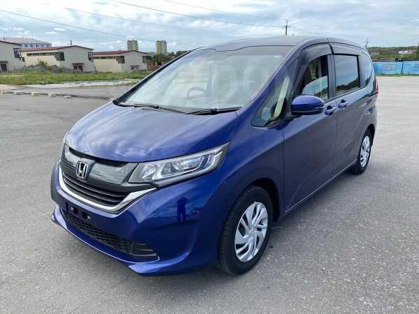 Honda Freed, 2017 год, 1 020 000 руб.