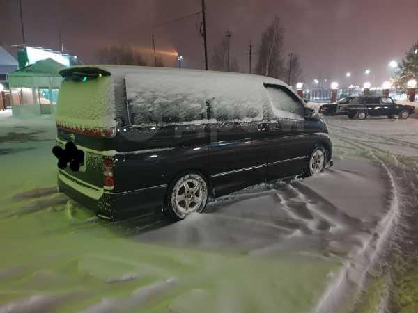 Nissan Elgrand, 2005 год, 500 000 руб.