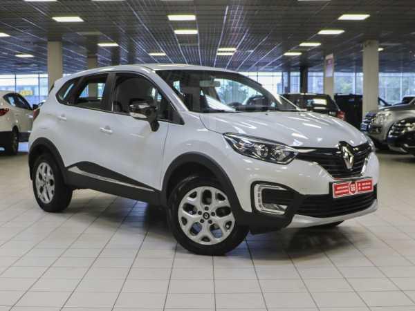 Renault Kaptur, 2017 год, 899 900 руб.