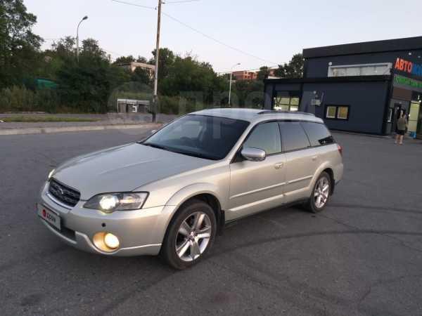 Subaru Outback, 2004 год, 495 000 руб.