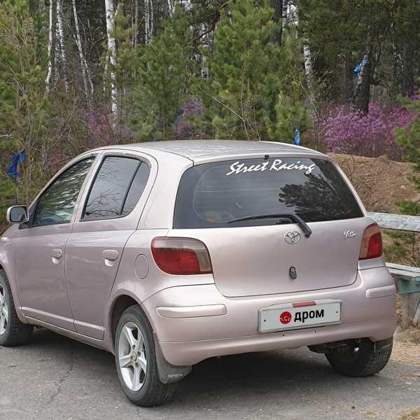 Toyota Vitz, 1999 год, 235 000 руб.