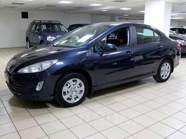 Peugeot 408, 2012 год, 355 000 руб.