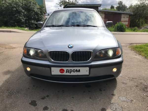 BMW 3-Series, 2003 год, 368 000 руб.