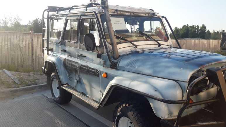 УАЗ 3151, 1996 год, 135 000 руб.