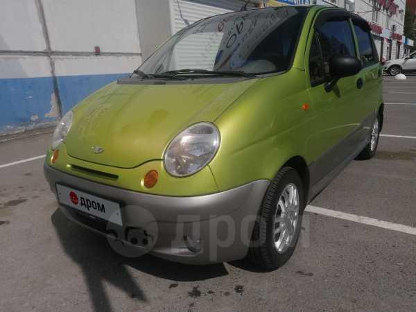 Daewoo Matiz, 2012 год, 230 000 руб.