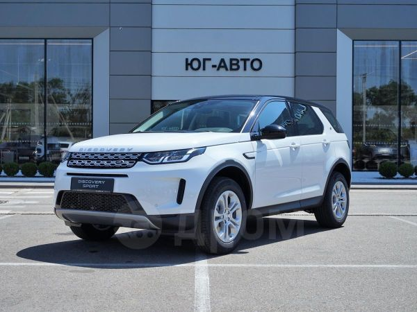 Land Rover Discovery Sport, 2020 год, 3 514 000 руб.