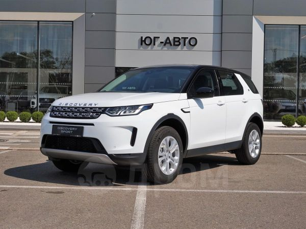 Land Rover Discovery Sport, 2020 год, 3 618 000 руб.
