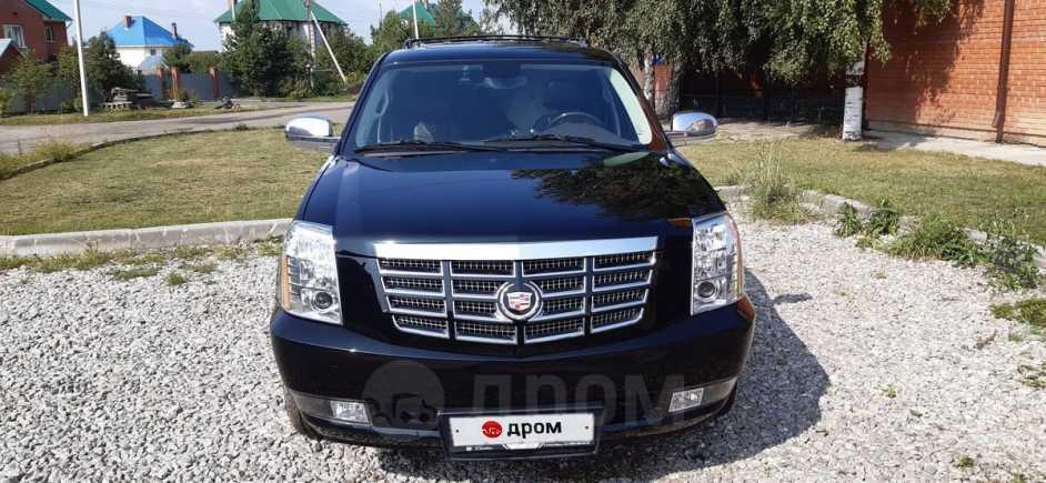 Cadillac Escalade, 2011 год, 1 350 000 руб.