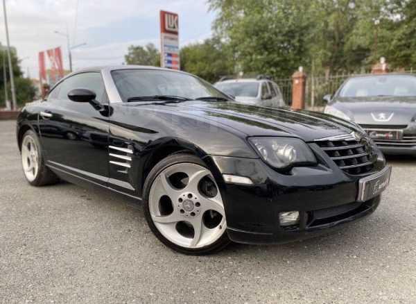 Chrysler Crossfire, 2004 год, 555 000 руб.