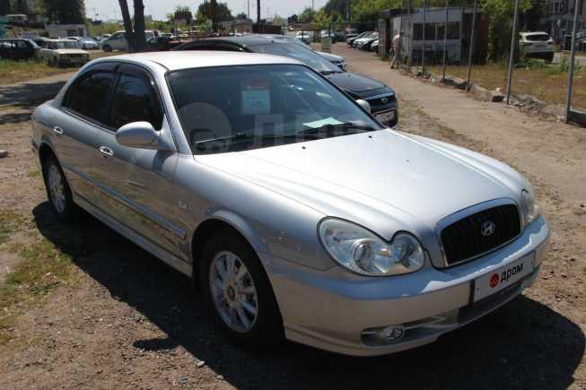 Hyundai Sonata, 2002 год, 299 000 руб.