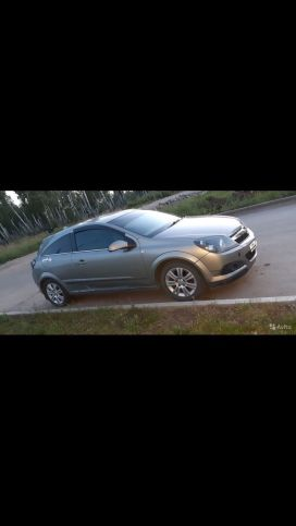 Челябинск Astra GTC 2008