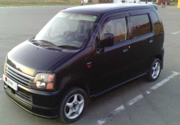 Suzuki Wagon R, 2001 год, 185 000 руб.