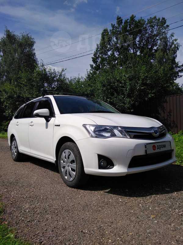 Toyota Corolla Fielder, 2014 год, 837 000 руб.