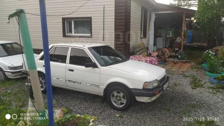Mazda Familia, 1988 год, 60 000 руб.