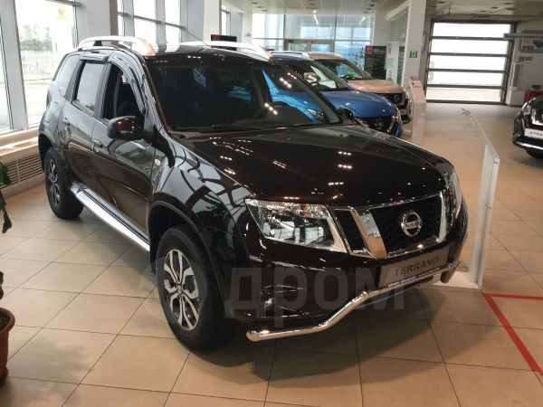 Nissan Terrano, 2020 год, 1 495 000 руб.
