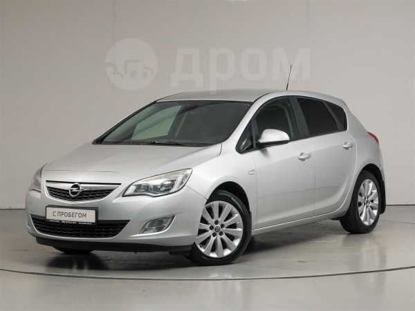 Opel Astra, 2010 год, 529 000 руб.
