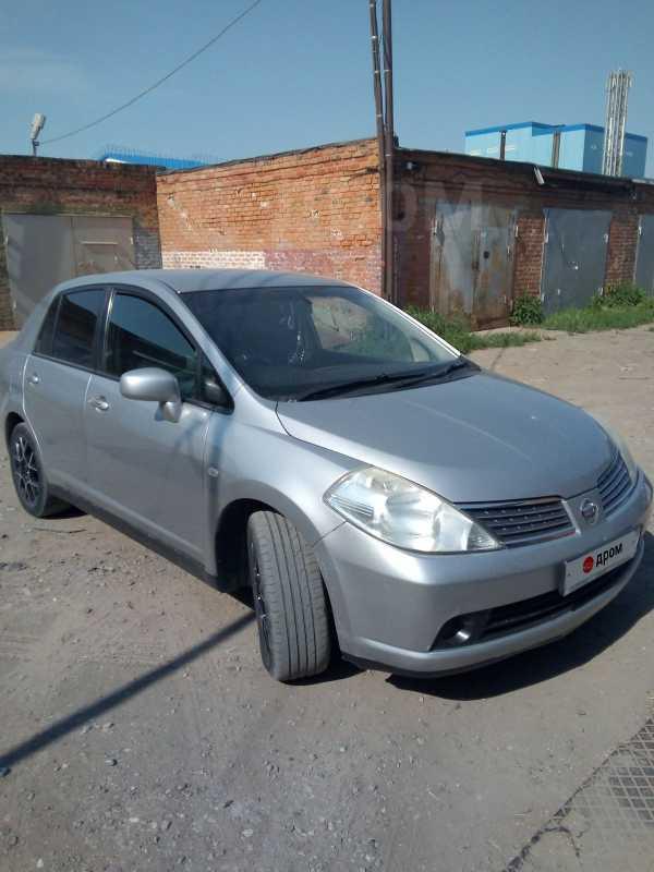 Nissan Tiida Latio, 2005 год, 320 000 руб.