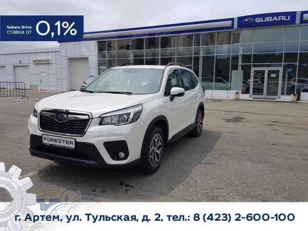Subaru Forester, 2019 год, 2 188 000 руб.