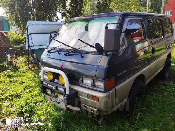 Mitsubishi Delica, 1988 год, 100 000 руб.