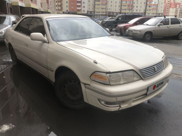 Toyota Mark II, 1999 год, 170 000 руб.
