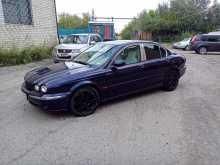 Курган X-Type 2003