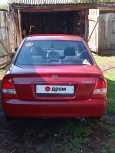 Mazda Protege, 1999 год, 210 000 руб.