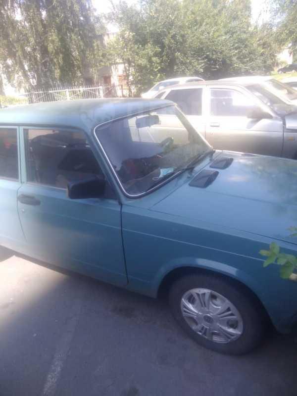 Лада 2107, 2004 год, 48 000 руб.