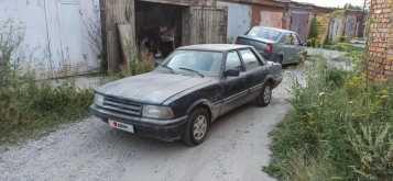 Новосибирск Taunus 1985