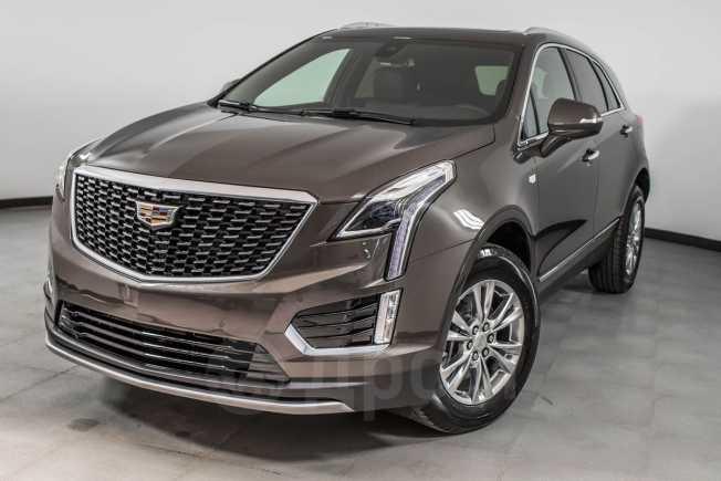 Cadillac XT5, 2020 год, 3 550 000 руб.
