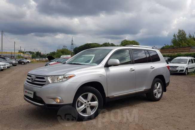 Toyota Highlander, 2011 год, 1 170 000 руб.