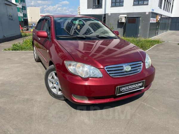 BYD F3, 2007 год, 139 000 руб.