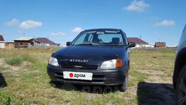 Toyota Starlet, 1997 год, 130 000 руб.