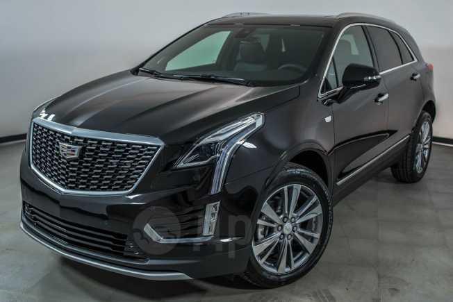 Cadillac XT5, 2020 год, 3 650 000 руб.