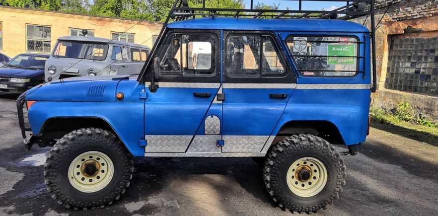 УАЗ 3151, 1993 год, 300 000 руб.