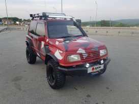 Владивосток Suzuki Escudo 1991