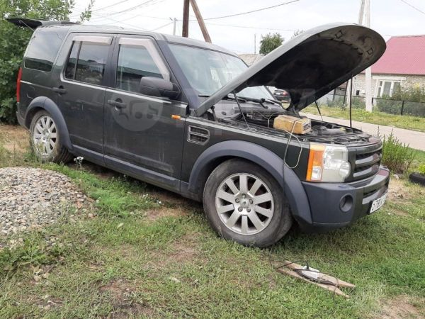 Land Rover Discovery, 2006 год, 350 000 руб.