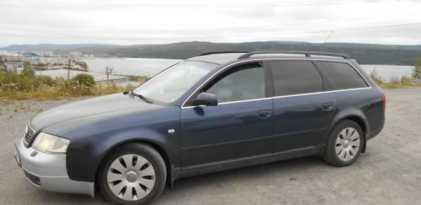 Кола A6 1998